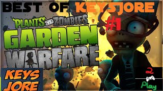 Best of KeysJore: Plants Vs Zombies Garden Warfare #1
