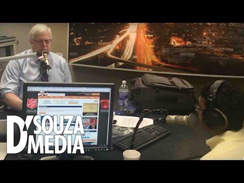 Dennis Prager Show: D'Souza Reveals The Left's Heist Of America