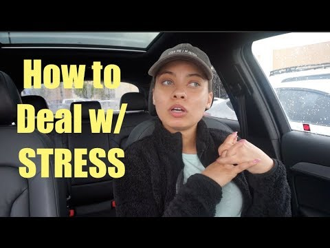 GOOD NEWS + HOW TO DEAL WITH STRESS | COMPREHENSIVE STEPS | Brittney Gray