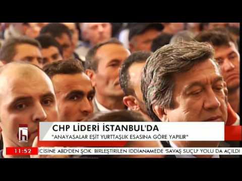 KEMAL KILIÇDAROĞLU İSTANBUL KONUŞMASI...