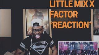 Little Mix &CNCO Reggaetón Lento (Remix) X Factor Performance *REACTION*