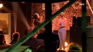 Lars Vaular & Elisabeth Carew Even if The Rain (Flava to Da Bone Cover) on Trygdekontoret