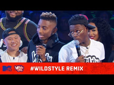 Stichiz - Wild N Out Just Got Crazy