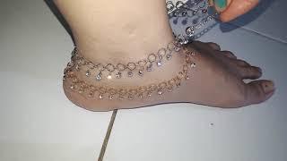 Gelang kaki india