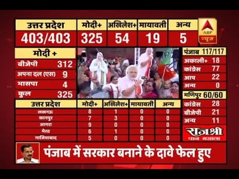 ABP Results | Meet the heroes of PM Modi's landslide victory in UP