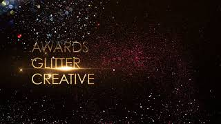 Creative Glitter Awards  - After Effects template from Videohive