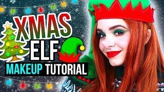 CHRISTMAS ELF - SFX Makeup Tutorial - Weihnachtself - #24DaysOfChristmas