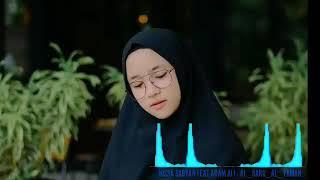 Nissa sabyan feat. Adam ali - AL_BARQ_AL_YAMAN || LAGU TERBARU NISSA SABYA 2019