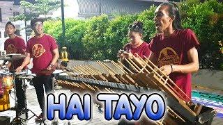 HAI TAYO cover Angklung KOTA TUA Rama Wijaya