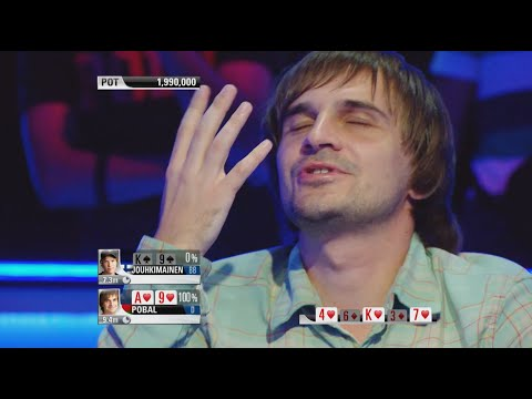 Worst Mistake in Poker? - Pobal Checks the Nuts! | PokerStars
