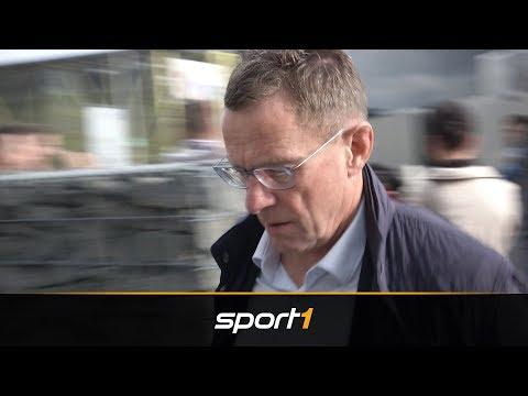 Assistentin von Ex-Schalke-Boss Rudi Assauer verhöhnte Ralf Rangnick | SPORT1 DER TAG