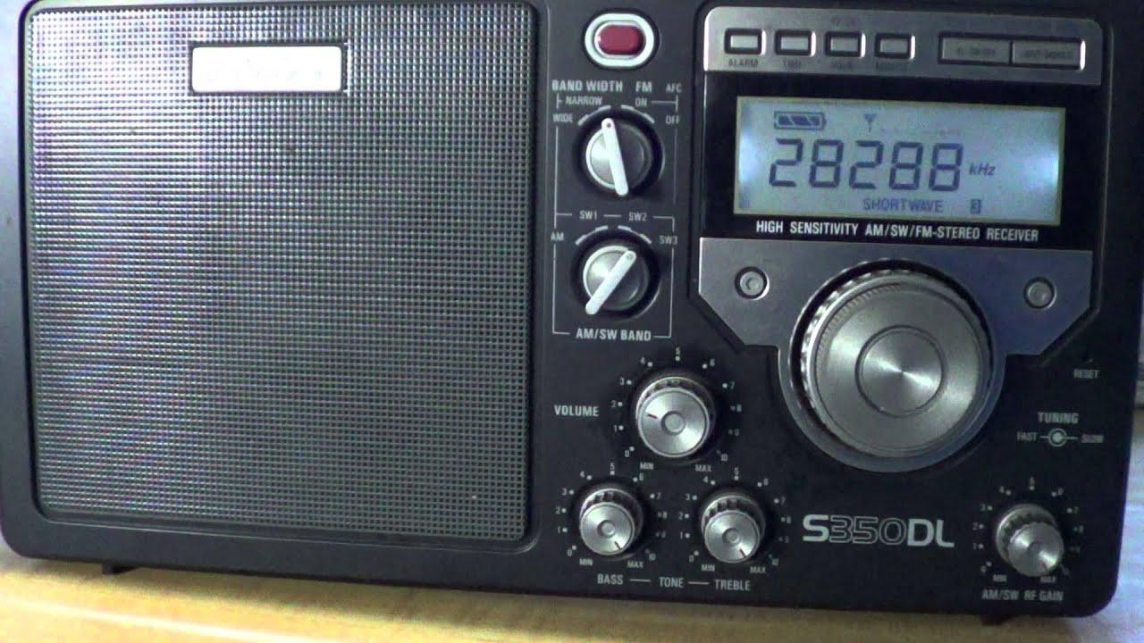 Eton - Grundig S350DL receiver review