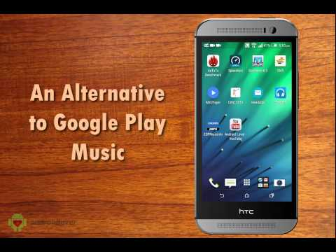 An Alternative to Google Play Music Android!