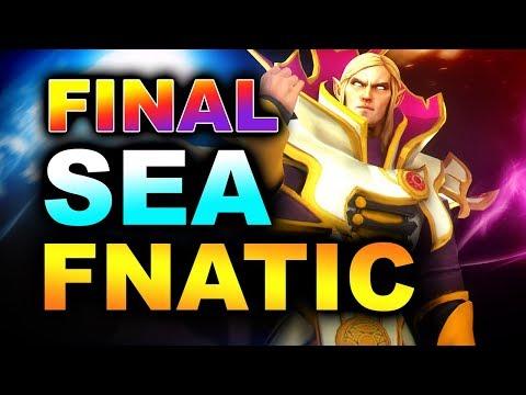 FNATIC vs Power of MYSG+AU - SEA GRAND FINAL - EPICENTER MAJOR DOTA 2