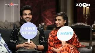 NEVER HAVE I EVER Ft. Rajkummar Rao & Patralekha | Open House With Renil