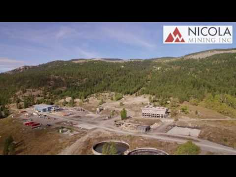 Nicola Mining Inc Property Tour