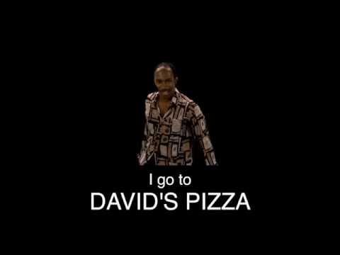 David's Pizza (Karaoke Version)