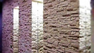 декоративный камень из гипса в домашних условиях