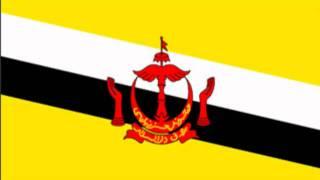 Brunei Flag and Anthem