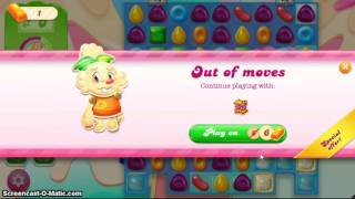 Candy Crush Jelly Saga Level 499  3*  No Boosters