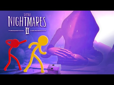 THE ENDING CRAZY! | Little Nightmares 2 |