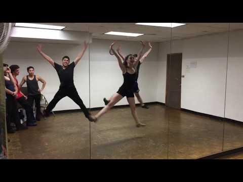 Alex Acevedo Choreography- Music Man