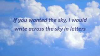 Glee: To Sir With Love Lyrics