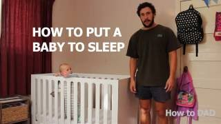 HOW TO PUT A BĄBY TO SLEEP