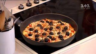 Дівчина з неймовірною історією схуднення знову в Сніданку - дієтична піца від Тетяни Довгаленко