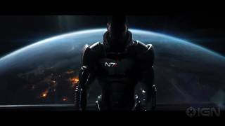 Mass Effect 3: Earth Reveal Trailer