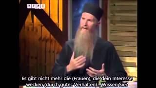 Ein serbisch-orthodoxer Mönch spricht über die Bedeckung der Frau