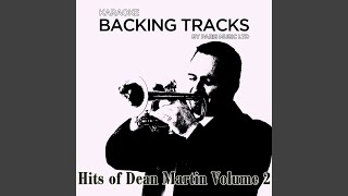 When You're Drinking / Gentleman Is a Tramp Medley (Originally Performed By Dean Martin) (Full...