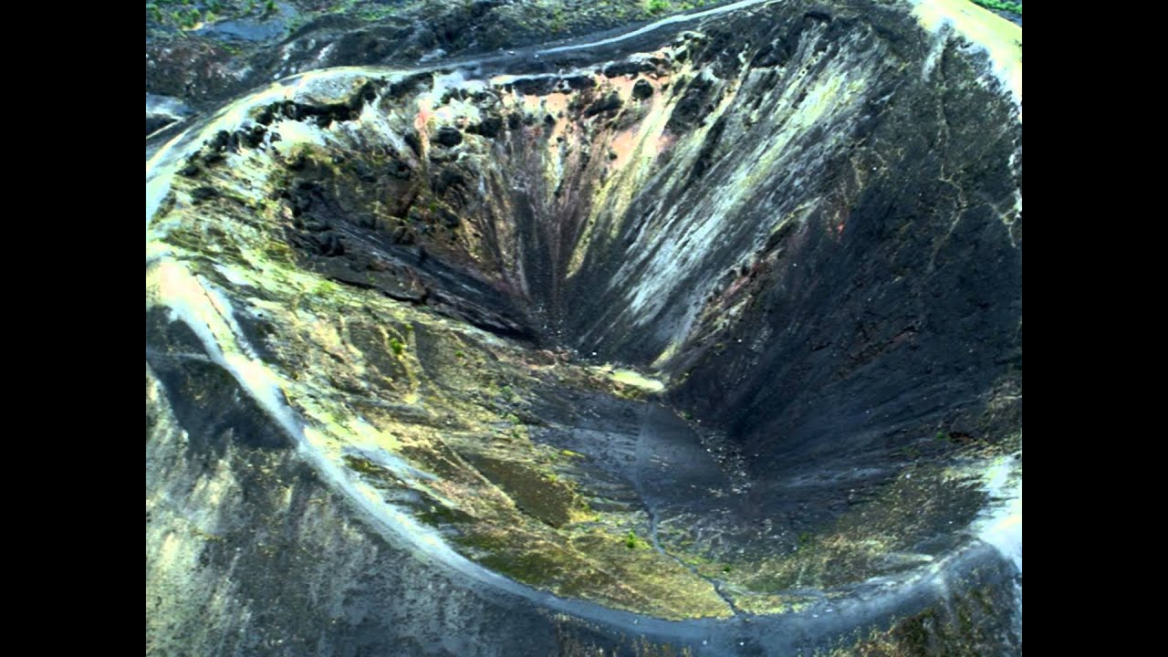 10 Alien, Bizarre and Most Mysterious Places on Earth