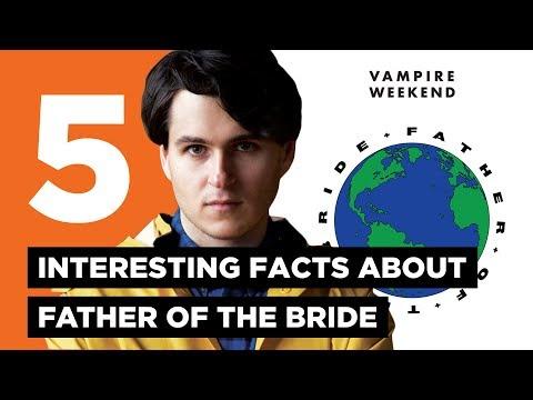Alex Mac - Hidden Facts in Vampire Weekend's New Album 'Father of the Bride'