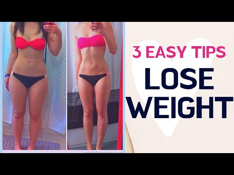 How to Lose Weight in 3 Easy Step | Sweet Fruit Diet