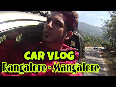 Journey to Mangalore | Car Vlog | Bangalore - Mangalore | Coorg | Day 1