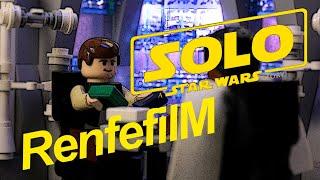 Lego Star Wars - Игра в Сабакк (Альтернативная версия)