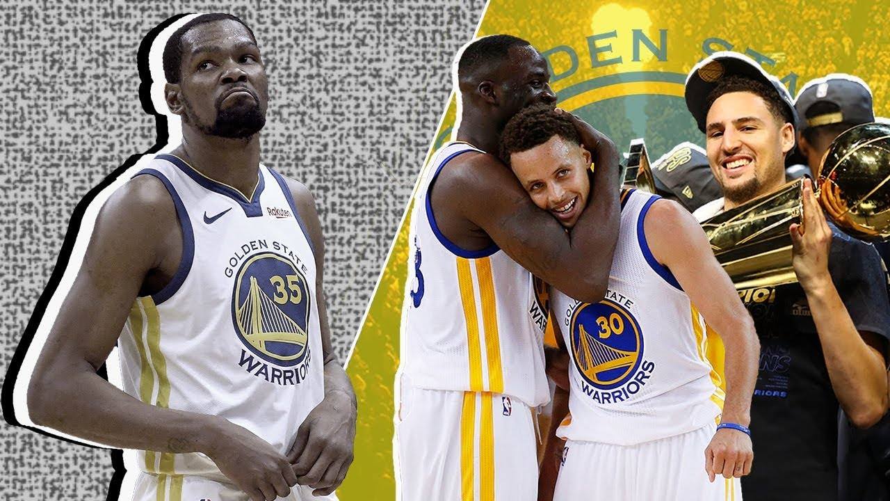 The Warriors dynasty is bigger than Kevin Durant
