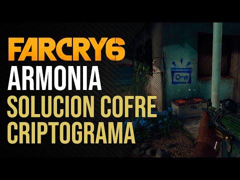 Far Cry 6 - Cofre con criptograma - Armonía