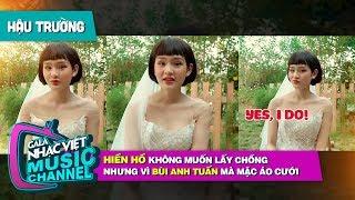 Hiền Hồ không muốn lấy chồng nhưng vì Bùi Anh Tuấn mà mặc áo cưới |Gala Nhạc Việt Bài Hát Của Tháng