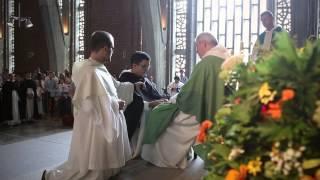 Pierwsze Śluby Zakonne - Dominikanie 2013