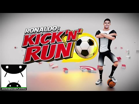 Cristiano Ronaldo: Kick'n'Run Android GamePlay Trailer [60FPS] (By Hugo Games A/S)
