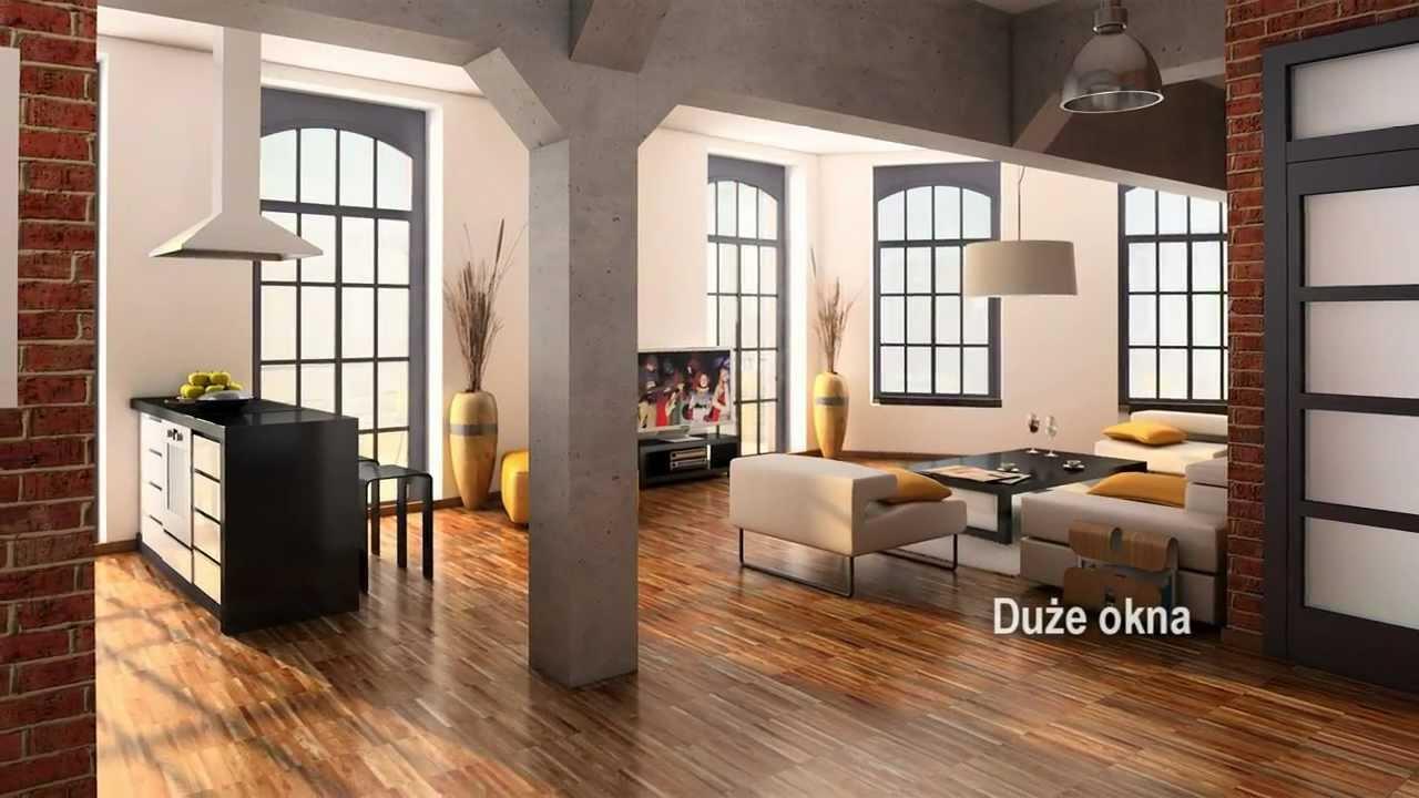 lofty platinum nowoczesne mieszkania we wroc�awiu youtube