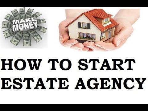 How to Start Estate Agency Estate Consultant 8286954450 Estate Agent Registration, Estate Agenc