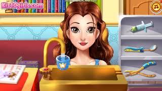 Игра онлайн для детей лечим зубы