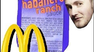 Travtries - Mcdonald's Habanero Ranch Dipping Sauce