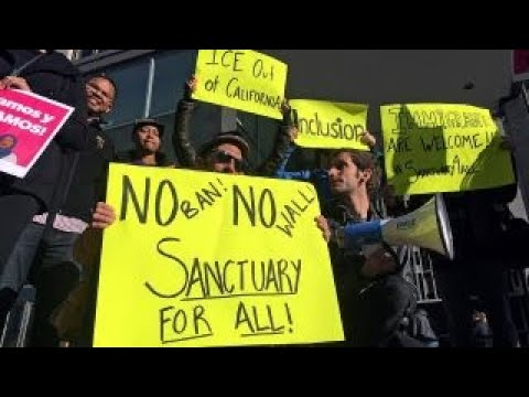 Federal judge rules sanctuary city order is unconstitutional