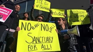 Federal judge rules sanctuary city order is unconstitutional thumbnail
