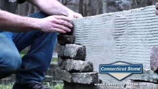 Connecticut Stone Shows You How To Build Your Own Fire Pit!