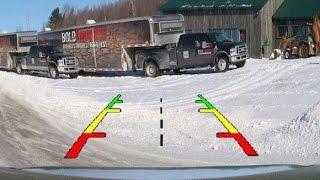 видео Камеры заднего вида для автомобиля: выбор, характеристики, установка, подключение